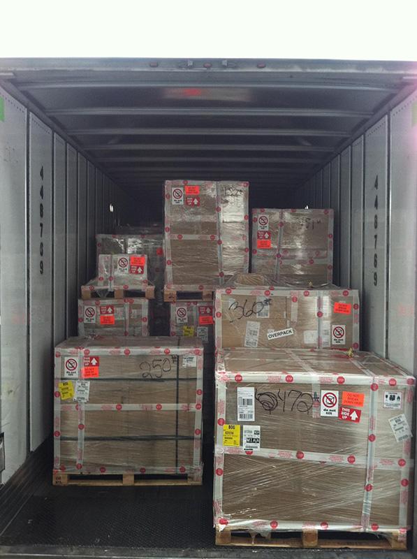 Truckload-local-pickup-delivery-Miami-2